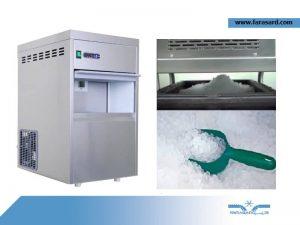 سیستم های خنک کننده و دستگاه های تولید یخ